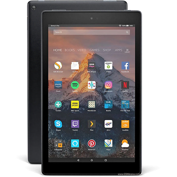 Mobile Amazon Fire HD 10 (2017)