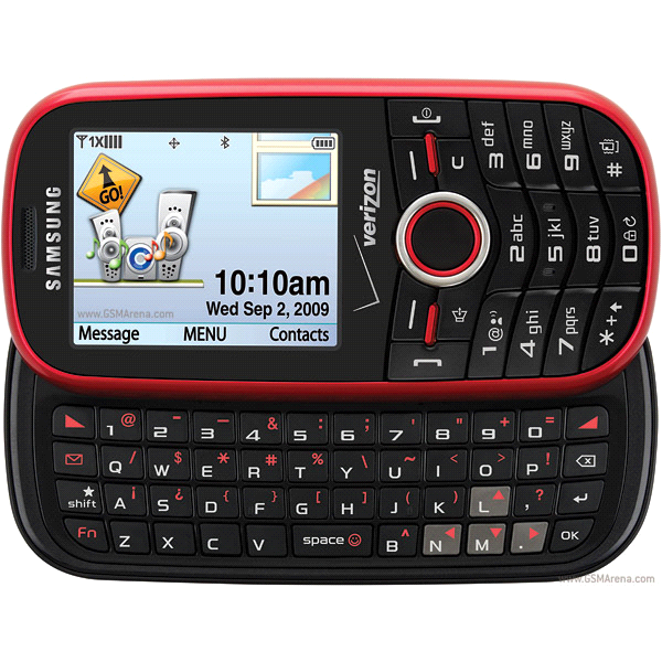 Mobile Samsung U450 Intensity