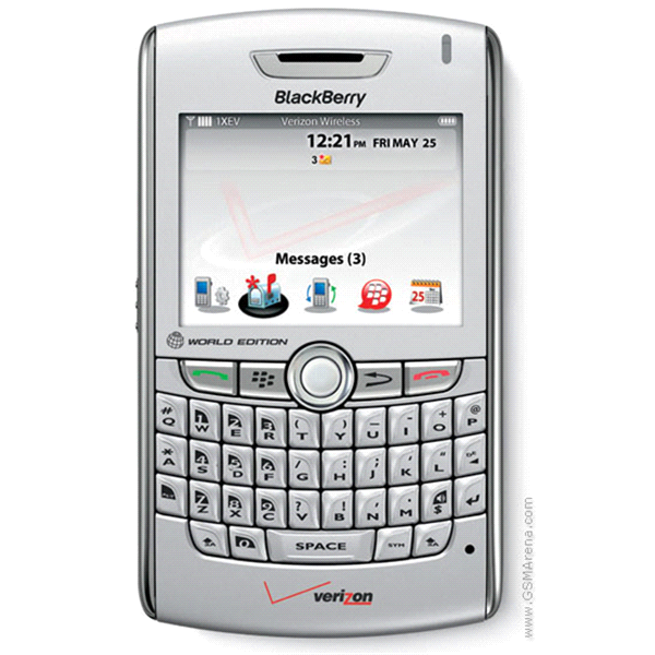 Mobile BlackBerry 8830 World Edition