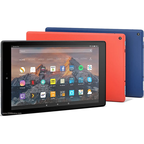 Mobile Amazon Fire HD 10 (2017) گوشی موبایل Amazon Fire HD 10 (2017)