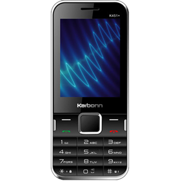 Mobile Karbonn K451+ Sound Wave