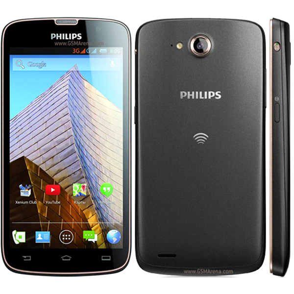 Mobile Philips W8555