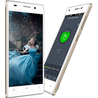 Mobile Intex Aqua Power + گوشی موبایل اینتکس Aqua Power +