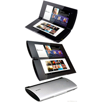 Tablet Sony Tablet P تبلت سونی Tablet P