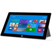 Tablet Microsoft Surface 2 تبلت مایکروسافت Surface 2