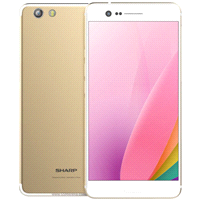 Mobile Sharp Z3 گوشی موبایل Sharp Z3