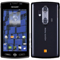 Mobile Sharp Aquos SH80F گوشی موبایل Sharp Aquos SH80F